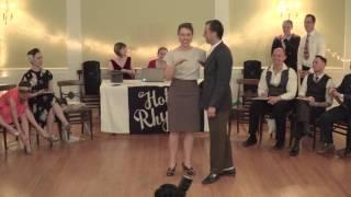 Hot Rhythm Holiday 2016 Balboa Invitational Jack & Jill
