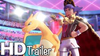 Pokemon Sword And Shield - Official Galar Research Recap Trailer HD