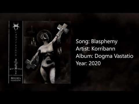 Korribann - Dogma Vastatio (Full-length : 2020)
