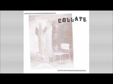 COLLATE - Medicine b/w Genesis Fatigue [Full 7-inch, 2021]