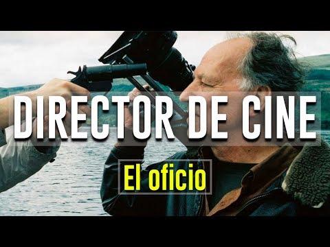 El Director de cine: el oficio.