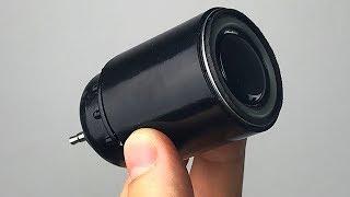 как сделать мини сабвуфер для телефона