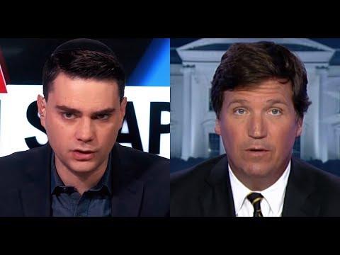 Ben Shapiro Vs Tucker Carlson | Capitalism & Populism