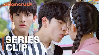 Pepero kiss making my crush jealous AF | Samuel Kim in 'Sweet Revenge  2'