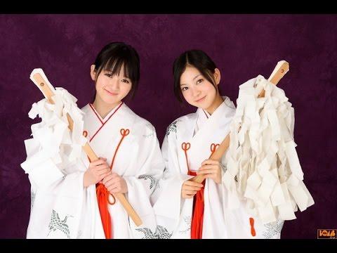 THE CUTE  Cute Miko 巫女  - Kawaii -
