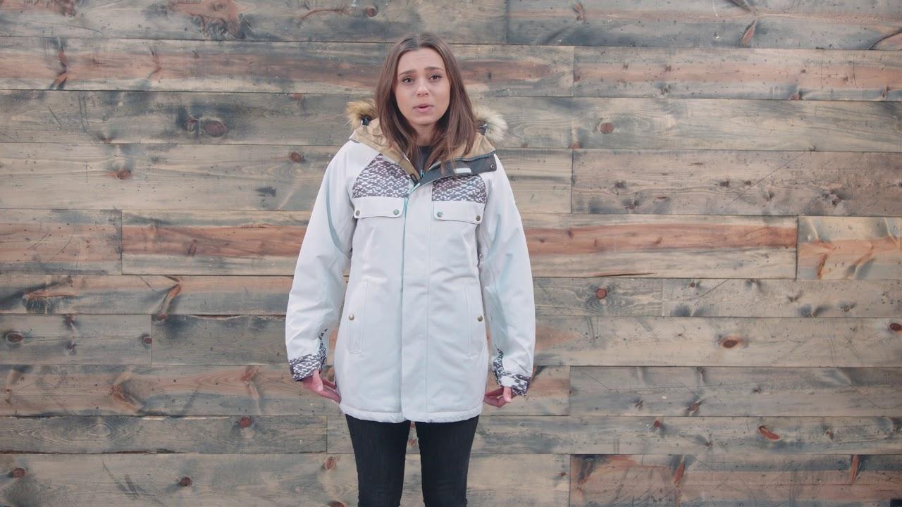 2018 686 Dream Womens Insulated Snowboard Jacket