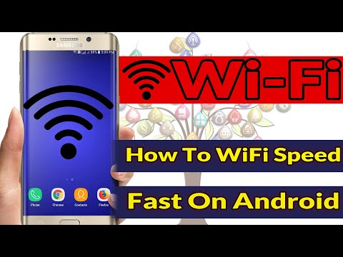 How To Wifi Speed Fast In Android [2020] - Tech Same Tv