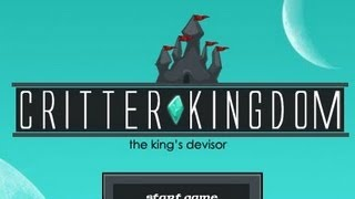 Critter Kingdom - Game Show