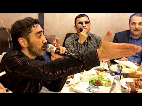 2017 Qirgin Meyxana / DAGIN DALINDA / Aydin, Orxan, Vuqar, Elekber, Mehman, Sebuhi, Elxan Muzikalni