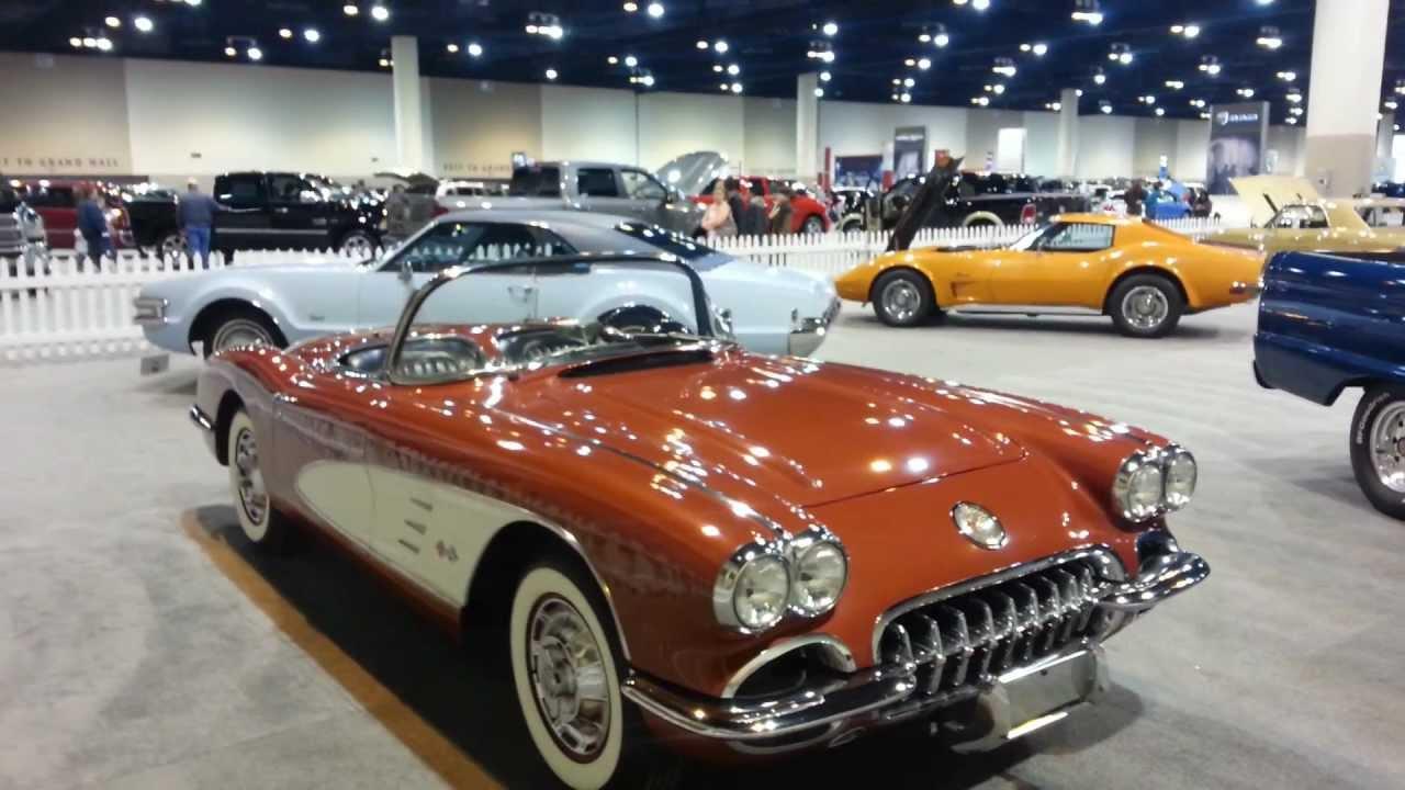 Corvette 1962 - James Bond Car Classic car collection American ...