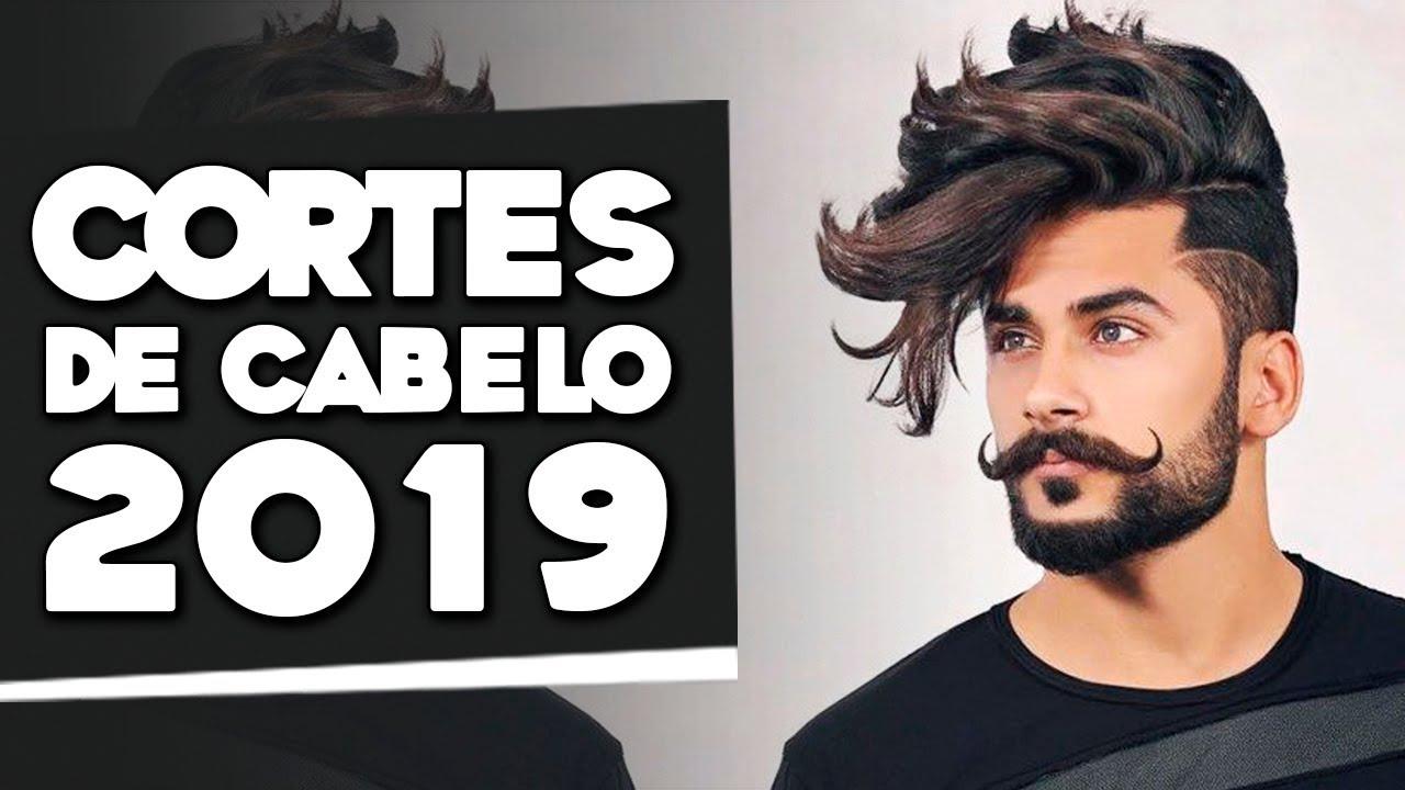 Cortes De Cabelo Masculino Para 2019 Tendencias Youtube