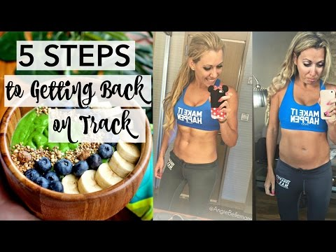 Post Vacation Plan   5 Steps to Getting Back on Track