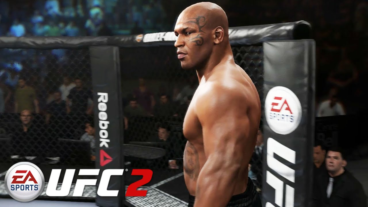 EA Sports UFC 2 – Mike Tyson vs Cain Velasquez Gameplay PS4 / Xbox One