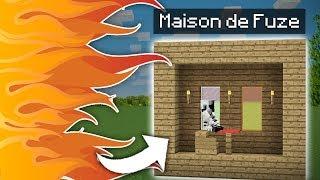 MA MAISON EST EN TRAIN DE BRÛLER...