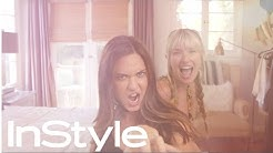 Peek Inside Odette Annable's Home and Closet! I InStyle