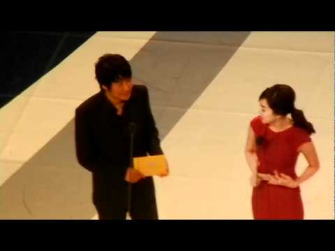 Soo Ae At Blue Dragon Awards 2011 Fancame