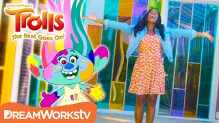 """TROLLS: THE BEAT GOES ON! I'm All Whimsy"""" Cover by McKenzie Mack 
