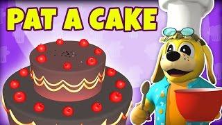 Pat A Cake | Baker