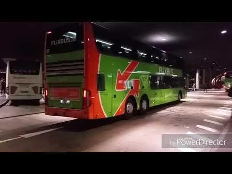 Zob München, Busbahnhof München komplett Video