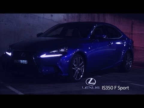 Lexus IS350 F Sport -  Motive DVD New Car Review