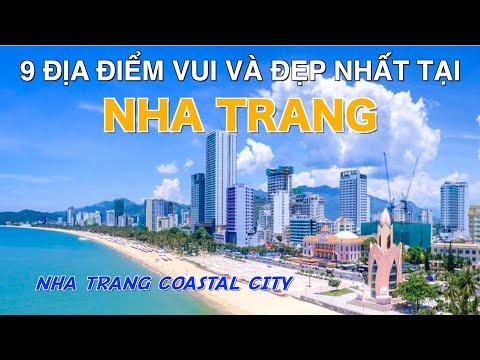 DU LỊCH NHA TRANG đến 9 Địa Điểm Vui và Đẹp Nhất tại Nha Trang. 9 Most Beautiful Places in Nha Trang