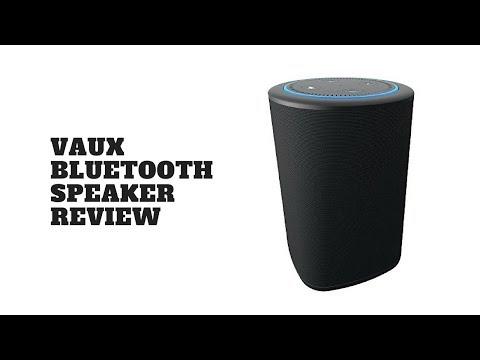 vaux-bluetooth-speaker-for-amazon-echo-dot-review