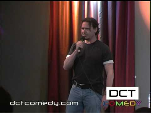 "DCT Comedy: JD Shapiro ""I MUST BE CRAZY"""