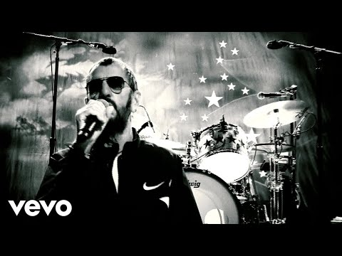 Ringo Starr - Give More Love (18 апреля 2018)