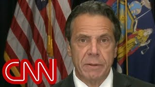 Gov. Cuomo: I plead guilty to being opponent of NRA
