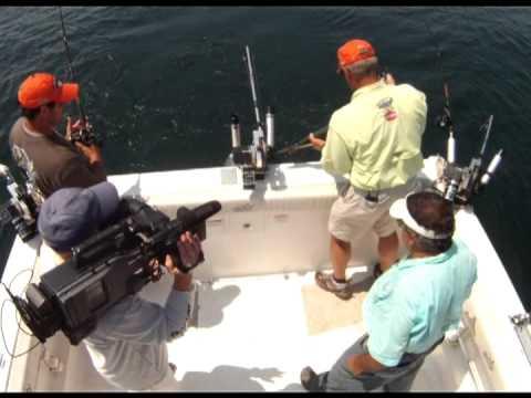 Bob Redfern Lake Ontario Fishing w/ Ace Charters part2
