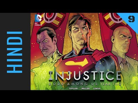 INJUSTICE: Gods Among Us Year 2 | Episode 09 | DC Comics in HINDI