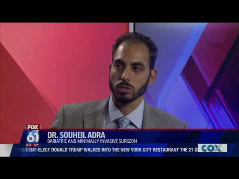 Dr Souheil Adra Speaks With Fox 61 About The Orbera Intragastric