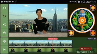 Cara Mengganti background video tanpa harus beli kain greenscreen