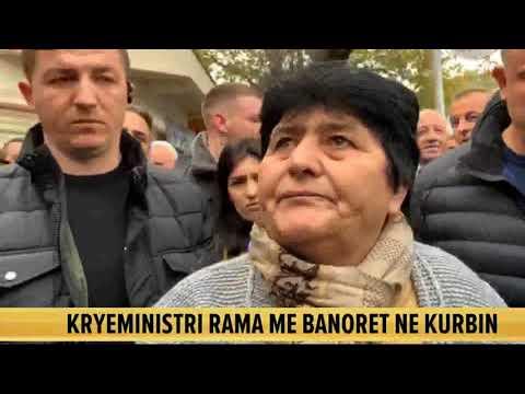 Kam 12 fëmijë dhe plakën, dua shtëpi, Rama debat  në Kurbin: Më hoqët trurin, shkoni në hotel