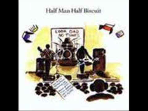 Lock Up Your Mountain Bikes- Half Man Half Biscuit