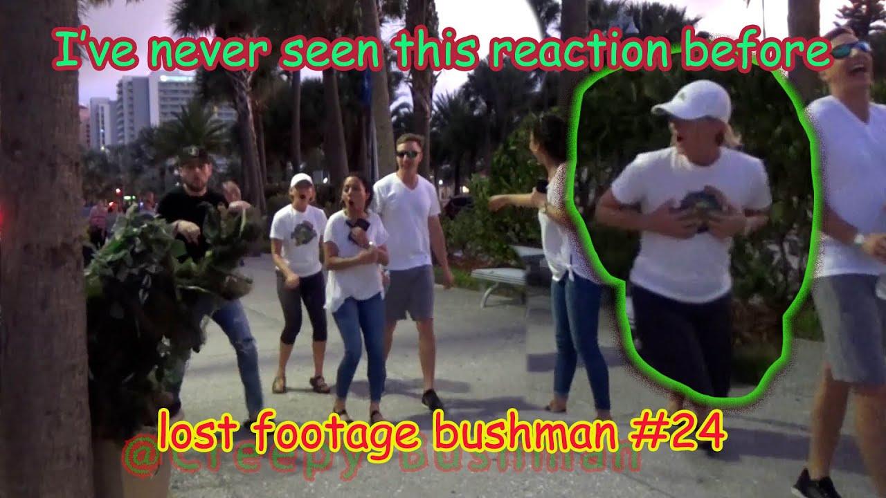 lost and found footage bushman 24 read description.