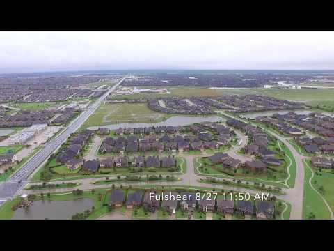Hurricane Harvey in Fulshear 8-27