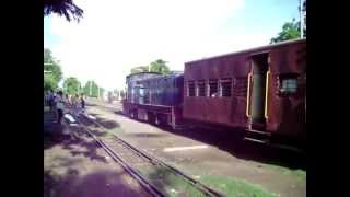 ZDM-5 with Bolgona-Katwa NG Passenger (TrainTrackers)