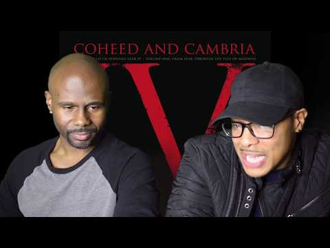 Coheed And Cambria - Welcome Home (REACTION!!!)
