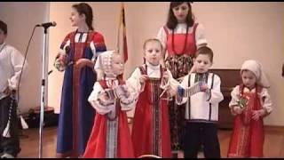 Масленица • St. Vladimir Russian Church • Maslenitsa  • Русская Церковь