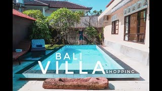 Moved to Bali! HOUSE HUNTERS STYLE BALI! - Vlog #15