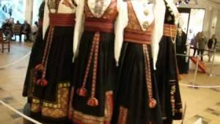 Bunad - National costume of Norway
