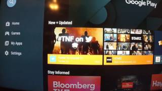 Xiaomi Mi box new set up plus …