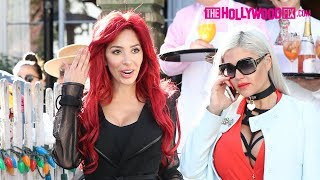 Farrah Abraham Speaks On Her Discrimination Lawsuit Against MTV