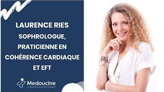 ✔️Laurence RIES - SOPHROLOGUE, praticienne en COHÉRENCE CARDIAQUE et EFT à Paris 15ème✔️
