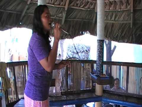 singing in Laoag