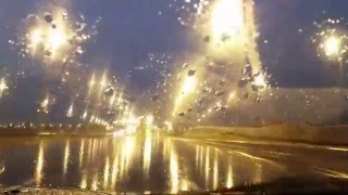 Thunderstorm - Muscat, Oman - 08-03-2016