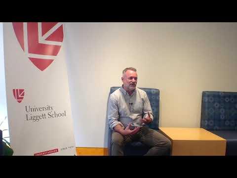 Dr. Ritchhart's partnership with University Liggett School
