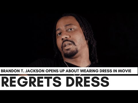 Frederick Hand  - The dress ruined my career Brandon T. Jackson I'm on thin ice with God