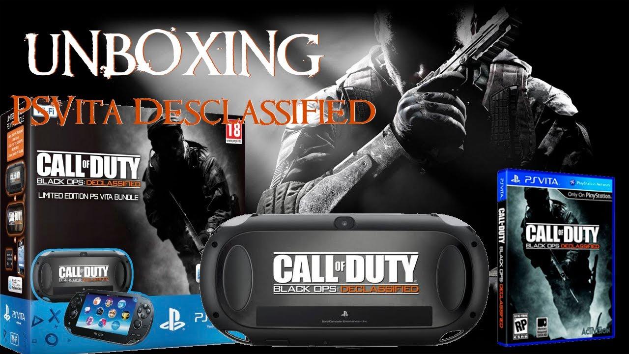 Ps Vita Cod Zombies: PS Vita Call Of Duty Black Ops Desclassified